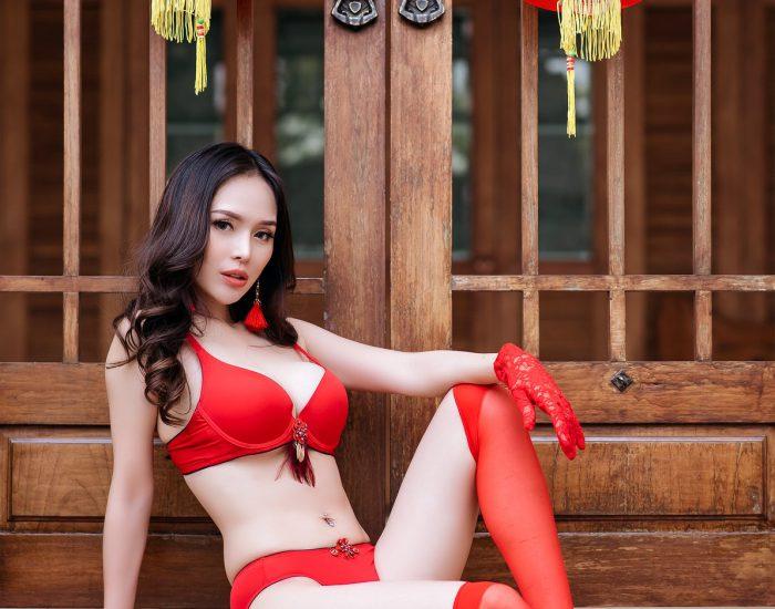 น้องน้ำ 春节快乐 Happy Chinese New Year